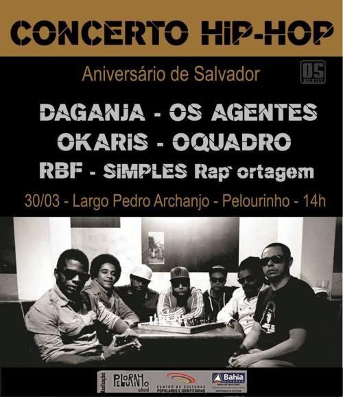 Concerto de Hip Hop